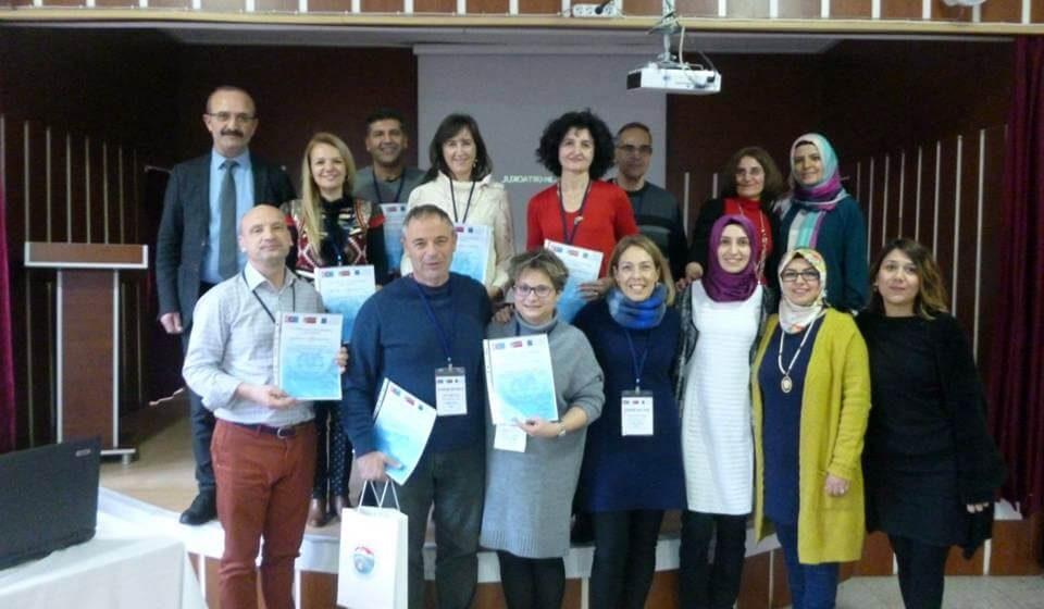 1η Συνάντηση του προγράμματος Erasmus+ στην Τουρκία