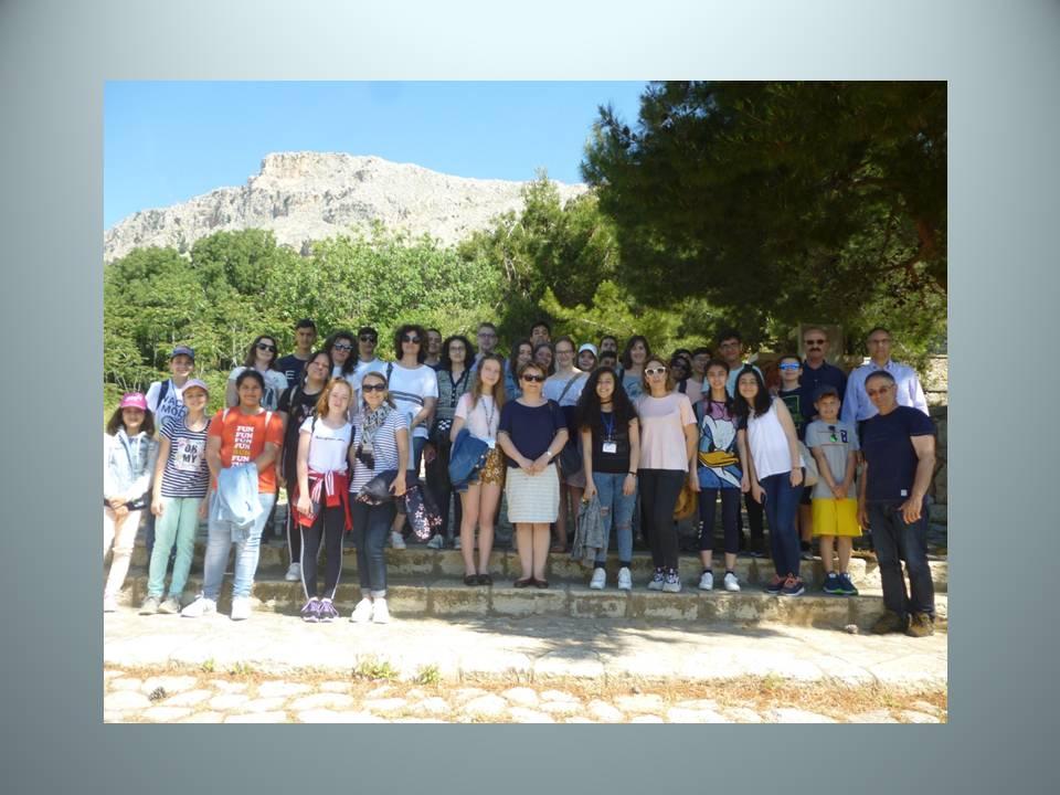 Erasmus+ στην Χίο